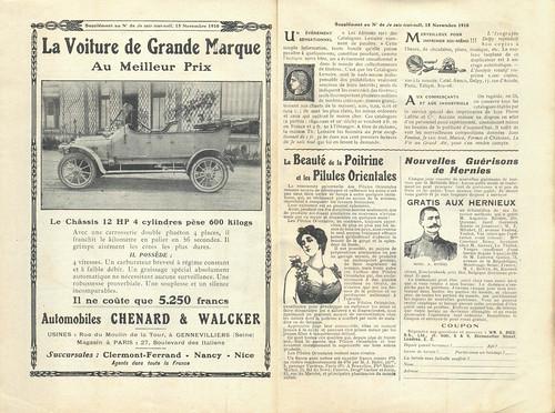 Je Sais Tout, No. 70, 15 Novembro 1910 - 143