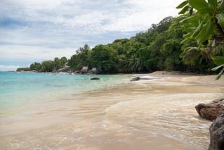 Sunset Beach の画像. sc sunsetbeach seychelles mahe