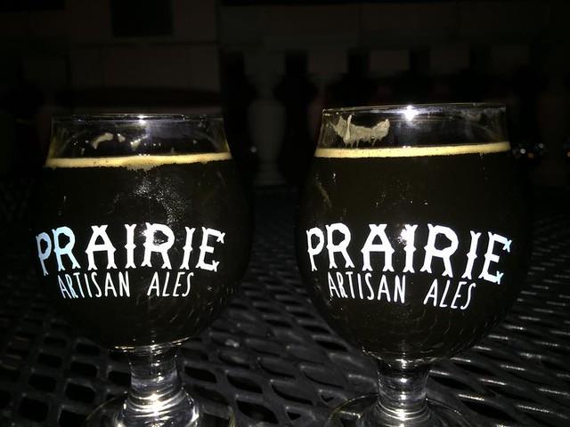 Mayo Rooftop Bar Prairie Artisian Ales