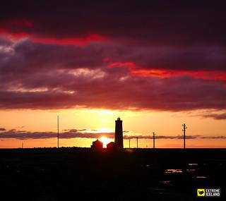 Reykjavik Lighthouse
