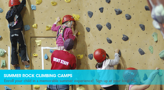 Summer Climbing Camps