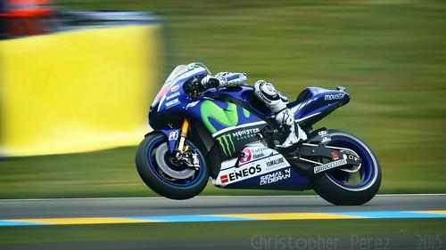 MotoGP Le Mans ~ 2015