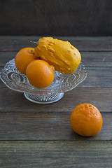 pumpkin and orange