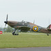 Hawker Hurricane ready and waiting