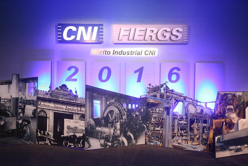 Mérito Industrial 2016