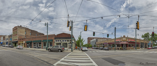 road park railroad trees people panorama food texture glass rain weather skyline architecture clouds skyscraper train buildings landscape fun concrete photography lights restaurant trafficlight rust downtown view traffic unitedstates outdoor tennessee steel pano parking wideangle oldbuildings panoramic explore sidewalk eat f56 oldwood reallyrightstuff deepsouth memphistn superwide walkinginmemphis canon6d canon1635mmf28lii thearcaderestaurant kenthomannphotography