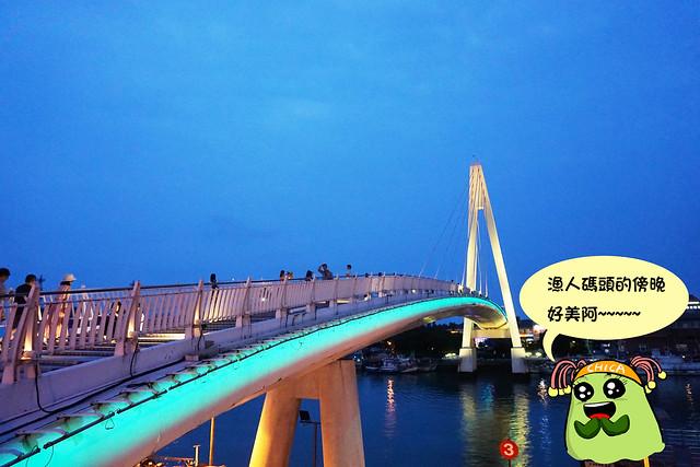 台北景點(淡水漁人舞台)-14