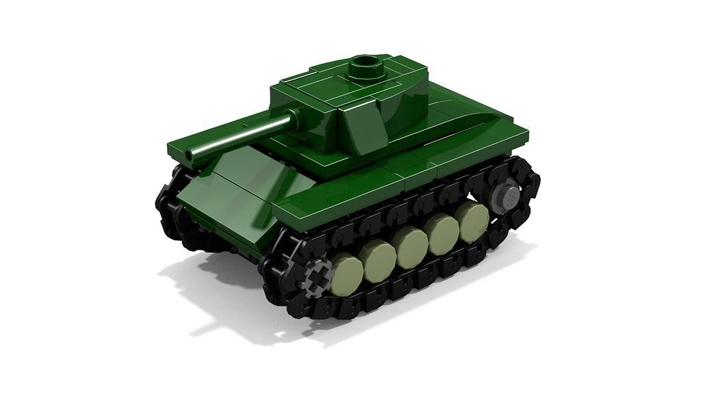M24 Chaffee mini tank