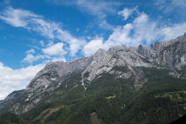Photo:Alpine landscape By quinet