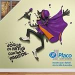 """Já viu a campanha """"Jogue os Mitos Contra a Parede"""", que criamos para a Placo do Brasil quebrar os mitos envolvendo o drywall? #innova_aatb #drywall #placodobrasil"""