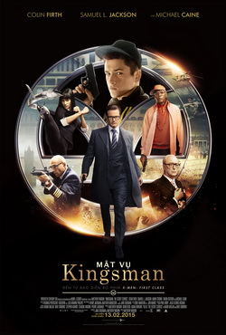 MẬT VỤ KINGSMAN - THE SECRET SERVICE