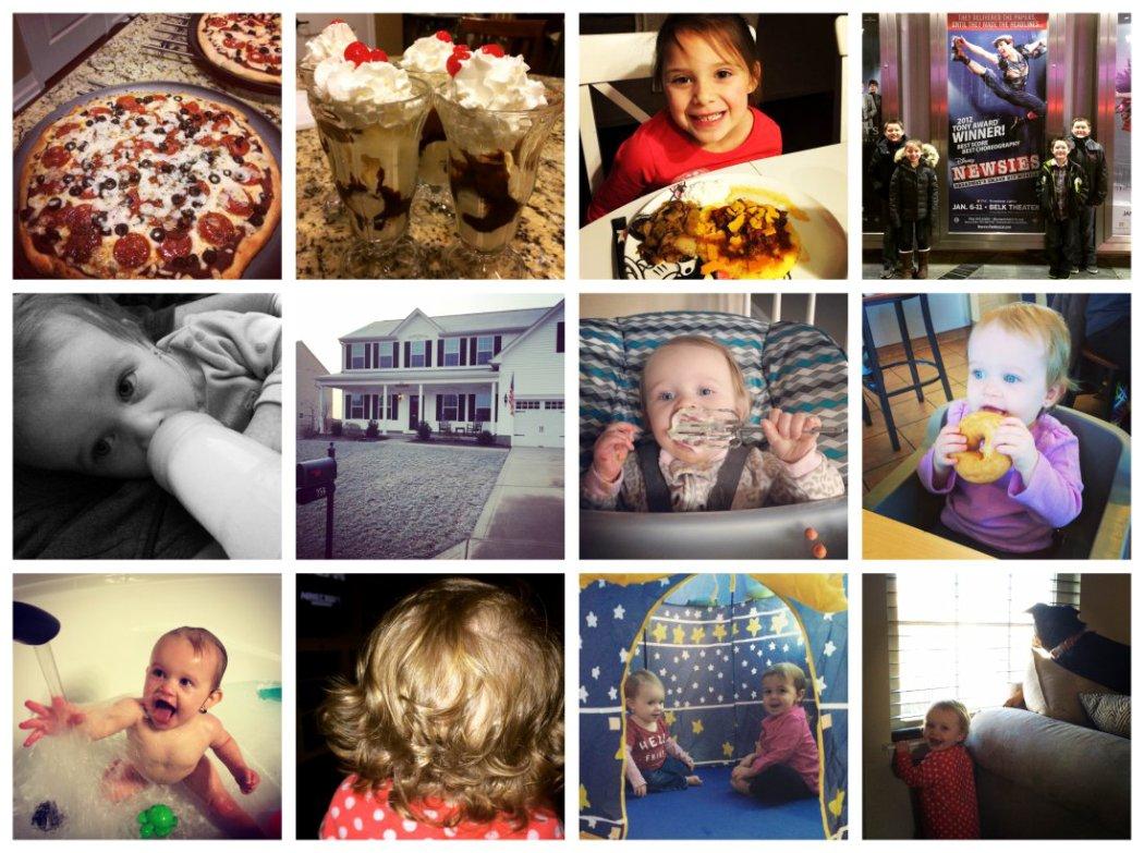january instagram