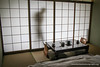Inside a Japanese Traditional  Ryokan