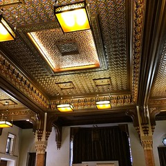The oriental hall at #AUC in #Tahrir #Cairo #Egypt