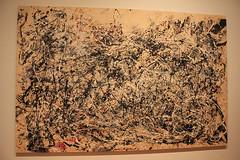 Jackson Pollock, Number 1A, 1948