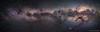 Milky Way Panorama 2015