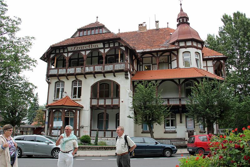Świeradów-Zdrój / Flinsberg