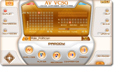 AV Voice Changer Software Full