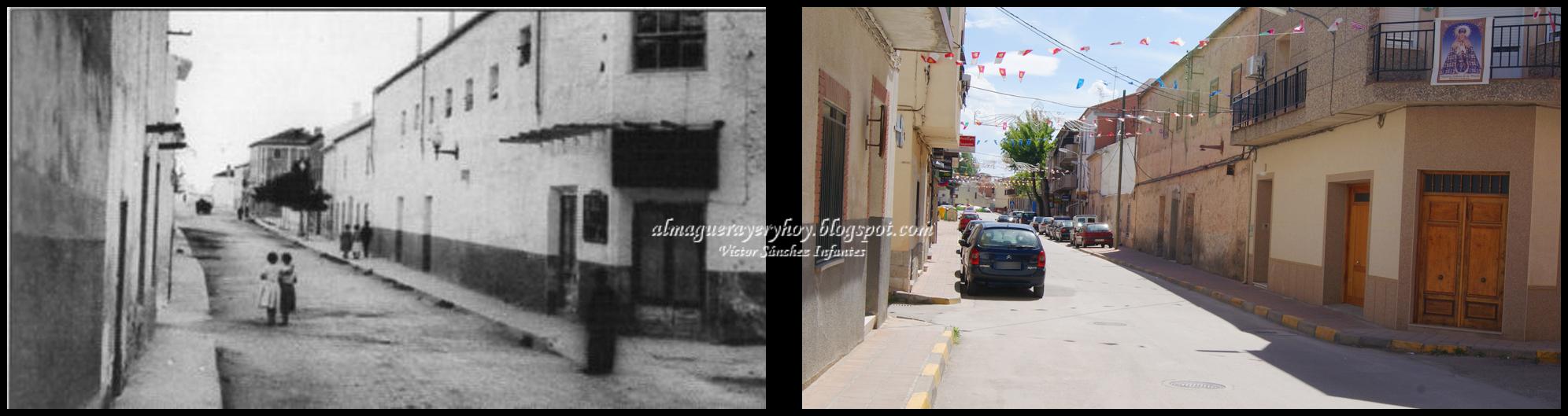 Calle Leoncia Díaz Cordovés
