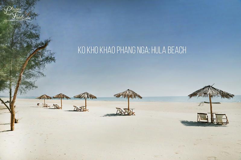 ko kho khao hula beach placesandfoods