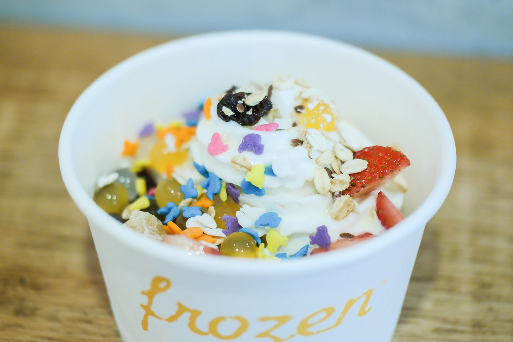 Toa Payoh Food Guide: Frozen by a Thousand Blessings