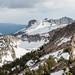 Mount Hoffmann from Tuolumne Peak by zh3nya