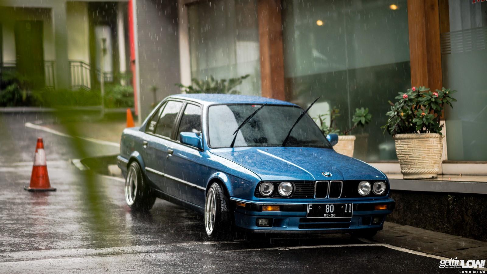 Bimabunch bagged BMW E30-M40