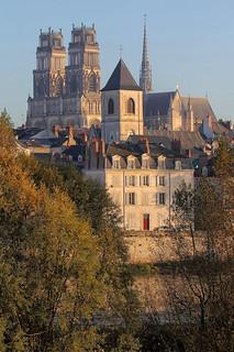 Un matin à Orléans
