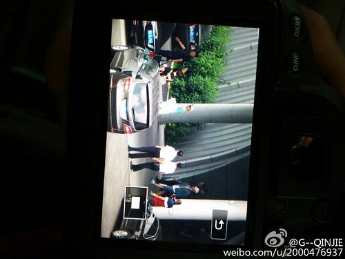 BIGBANG Arrival Nanning (54)