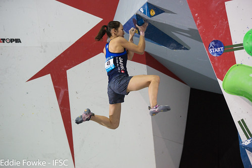 IFSC World Championships Paris 2016