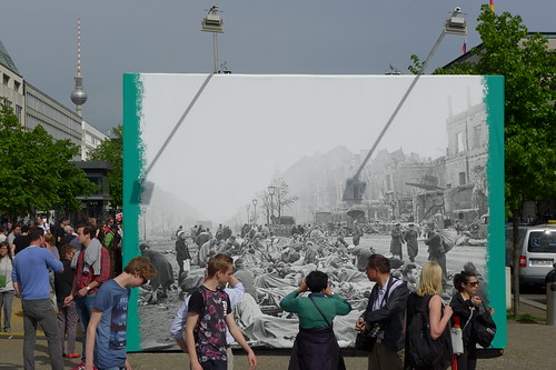 Open-Air-Ausstellung: Brandenburger Tor #1