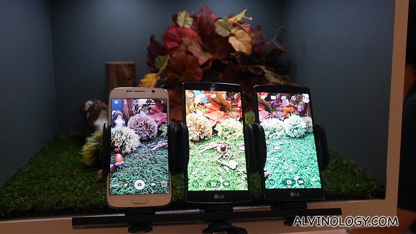 Which display do you like best?