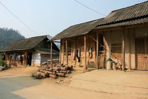 Traditional Ban Pho Village