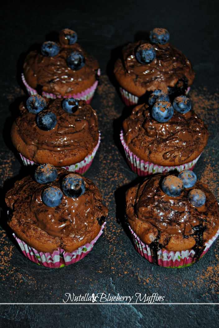 Nutella&Blueberry Muffins (1)