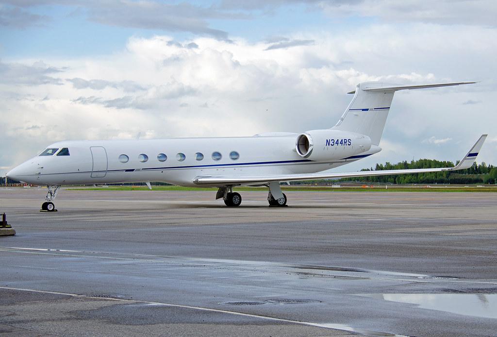 N344RS - GLF5 - Aerolineas Mas
