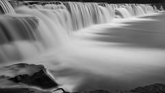 Natural Dam long exposure