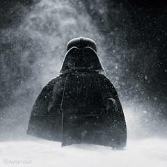 Lego Darth Vader Staying Alive