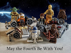 2016-05-04 May the Fourth Be With You!