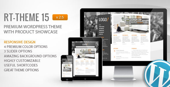 RT-Theme 15 v2.5.5 – Premium WordPress Theme