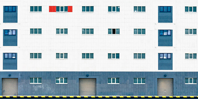 Lines: The red framed + 1 open