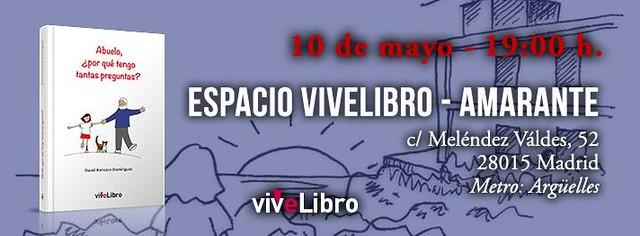 Presentación libro viveLibro