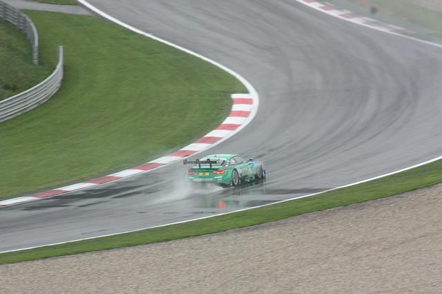 [132/366 DTM Spielberg 2015] Wet sunday race