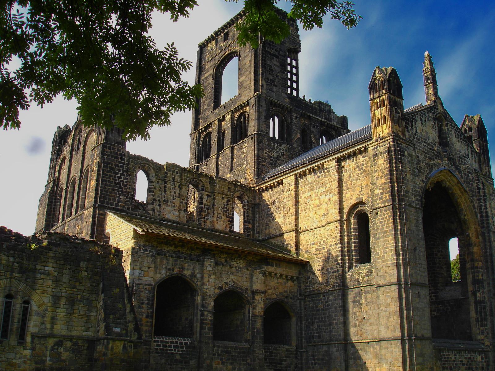 Kirkstall Abbey. Credit John Armagh
