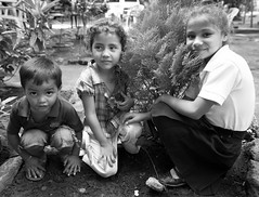 Village Children - La Leon, Nicaragua