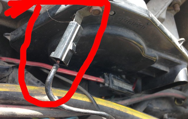 1969 Wiring Question -ground Lead At Wiper Motor - Corvetteforum