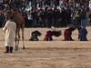 Festival International du Sahara: dívčí vlasový tanec, foto: Petr Nejedlý