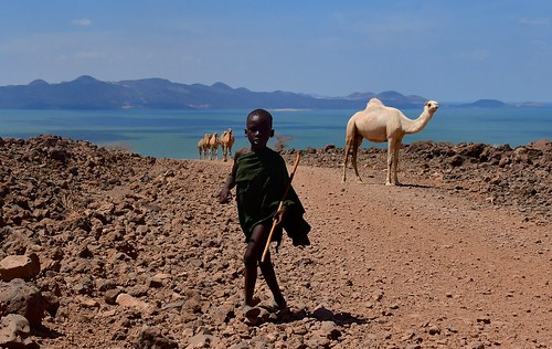 Kenya- Turkana lake