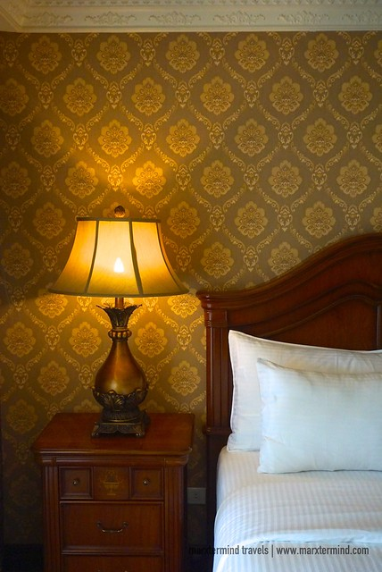 Villa Caceres Executive Room - Bedside Lamp
