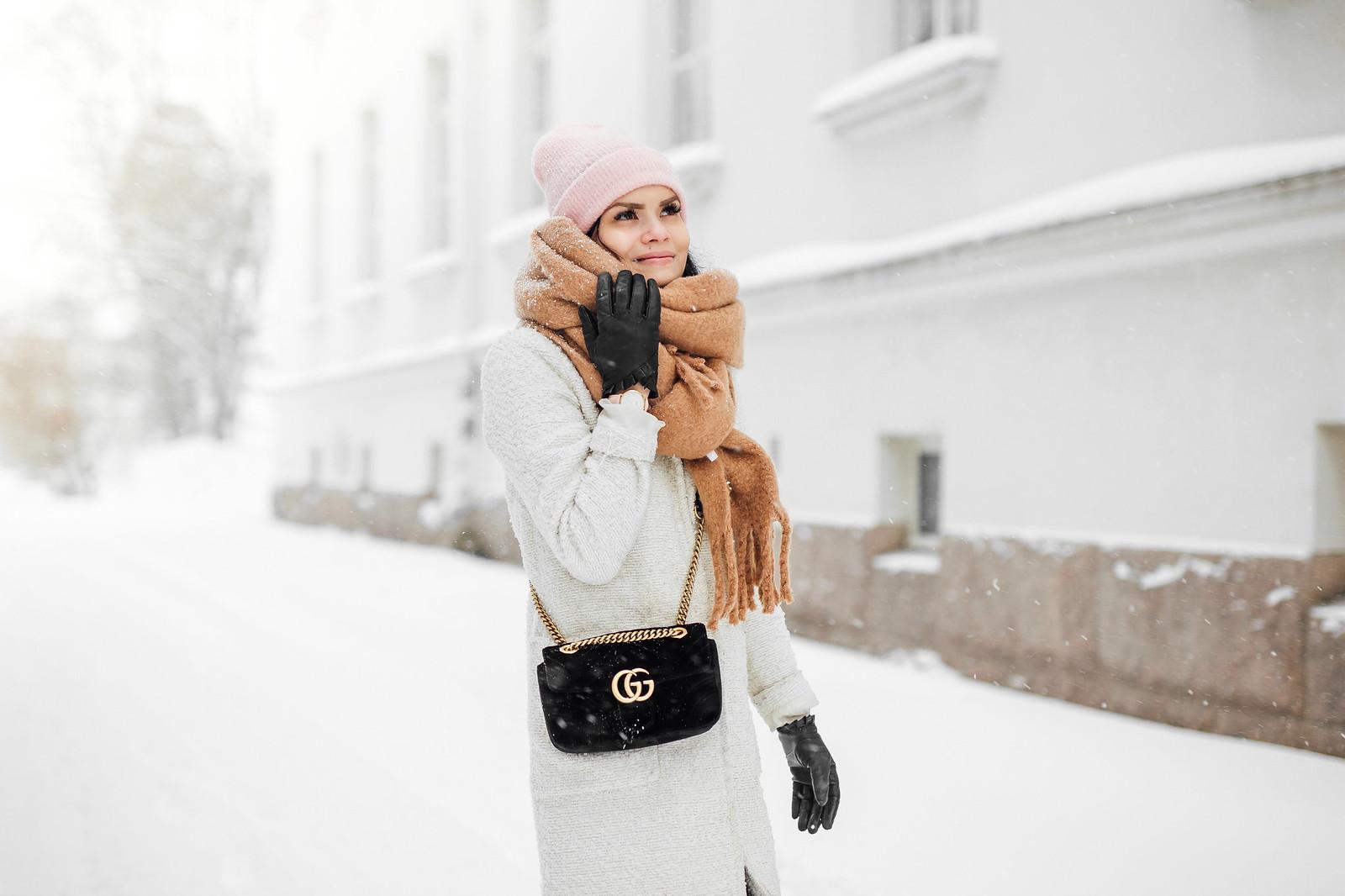 Gucci marmont laukku