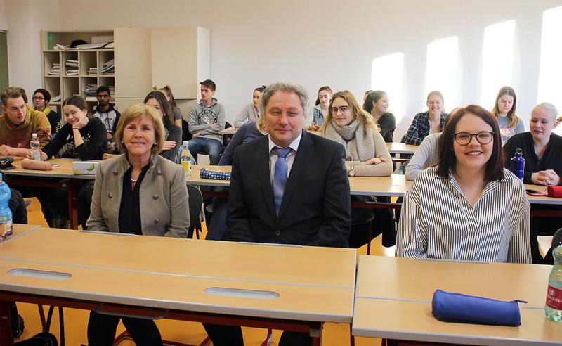 Besuch von Richter Herrnhofer